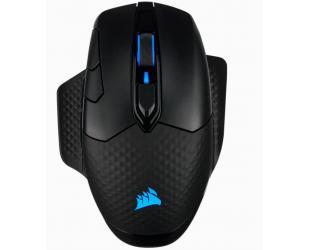 Žaidimų pelė Corsair Gaming Mouse DARK CORE RGB PRO SE Wireless / Wired, 18000 DPI, Wireless connection, 2000 Hz, Rechargeable, Black