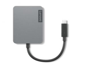 Jungčių stotelė Lenovo USB-C Travel Hub Gen 2