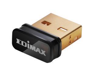 Adapteris Edimax N150 Wi-Fi 4 Nano USB Adapter EW-7811UN V2