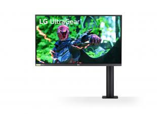 "Monitorius LG UltraGear Ergo Gaming 27GN880-B 27"""