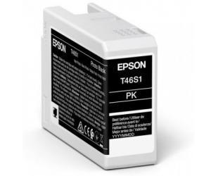 Rašalo kasetė Epson UltraChrome Pro 10 ink T46S1 Ink cartrige, Photo Black