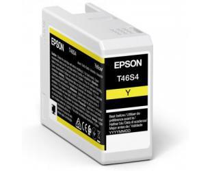 Rašalo kasetė Epson UltraChrome Pro 10 ink T46S4 Ink cartrige, Yellow