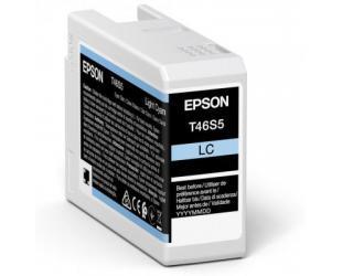 Rašalo kasetė Epson UltraChrome Pro 10 ink T46S5 Ink cartrige, Light Cyan