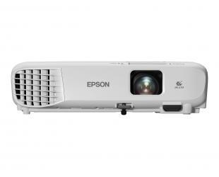 Projektorius Epson 3LCD XGA Projector EB-X06 XGA (1024x768), 3600 ANSI lumens, White