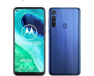 """Mobilus telefonas Motorola Moto G8 (Blue) 6.4"""" 64GB Dual SIM 4G"""