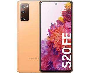 "Mobilus telefonas Samsung Galaxy S20 FE G780 (Orange) 6.5"" 128GB Dual SIM 4G"