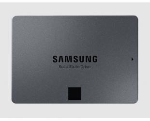 """SSD diskas Samsung SSD 870 QVO 8000 GB, SSD form factor 2.5"""", SSD interface SATA III, Write speed 530 MB/s, Read speed 560 MB/s"""