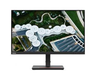 Monitorius Lenovo ThinkVision S24e-20 23.8 1920x1080/16:9/250 nits/HDMI/VGA/Black/3Y Warranty