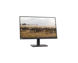 "Monitorius Lenovo ThinkVision S27e-20 27 23"", IPS, FHD, 16:9, 4 ms, 250 cd/m², Black, 1x Audio, 1 x VGA, No, 1 x DP, 1 x HDMI"
