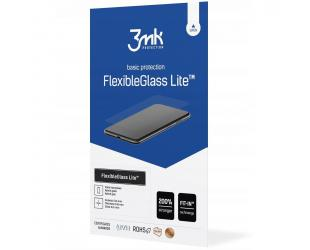 Ekrano apsauga 3MK Flexible Glass Lite Galaxy A50, Samsung, Hybrid Glass, Clear, Clear Screen Protector
