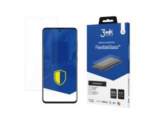 Ekrano apsauga 3MK FlexibleGlass Samsung, Galaxy A51, Hybrid glass, Transparent, Clear Screen Protector