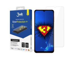 Ekrano apsauga 3MK Silver Protect+ Samsung, Galaxy A12, Foil, Clear, Wet-mounted