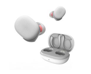 Ausinės Amazfit Powerbuds E1965OV2N , Bluetooth 5.0, Active White