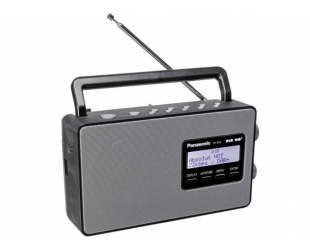 Radijo imtuvas Panasonic RF-D10EG-K FM