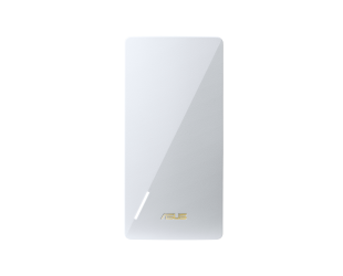 Maršrutizatorius Asus AX1800 Dual Band WiFi 6 Range Extender RP-AX56 802.11ax, 1201+574 Mbit/s, 10/100/1000 Mbit/s, Ethernet LAN (RJ-45) ports 1, Mesh Support Yes, MU-MiMO No, No mobile broadband, Antenna type 3xInternal, White
