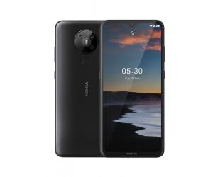"Mobilus telefonas Nokia 5.3 6.55 "", Charcoal, IPS LCD, 720 x 1600 pixels, Qualcomm SM6125 Snapdragon 665, Dual SIM, Nano-SIM, 4.2, Internal RAM 3 GB, 64 GB, MicroSDXC, 3G, 4G, Main camera 13+5+2+2 MP, Secondary camera 8 MP, Android, 10.0, 4000 mAh"