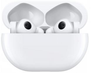 Ausinės su mikrofonu Huawei True wireless earphones Freebuds Pro ANC, Bluetooth, Ceramic White