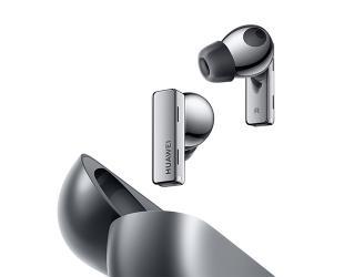 Ausinės su mikrofonu Huawei True wireless earphones Freebuds Pro , ANC, Bluetooth, Silver Frost