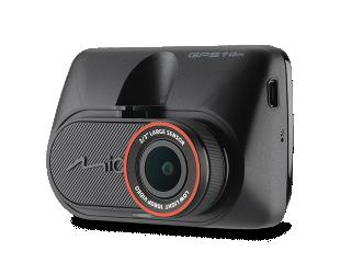 Vaizdo registratorius Mio Video Recorder MiVue 866 Wi-Fi, Camera resolution 1920 x 1080 pixels, GPS (satellite)