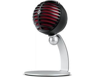 Mikrofonas Shure MV5 Digital Condenser Microphone, Black
