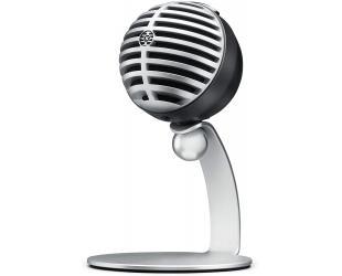 Mikrofonas Shure MV5 Digital Condenser Microphone, Grey