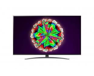 "Televizorius LG 55NANO813NA 55"" (139cm) 4K Nanocell Smart TV LG 55NANO813NA 55"" (139 cm), Smart TV, WebOS, 4K UHD, 3840 x 2160, Wi-Fi, DVB-T2/C/S2, Black"