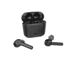 Ausinės Jam Earbuds TWS ANC Wireless in-ear, Bluetooth, Black