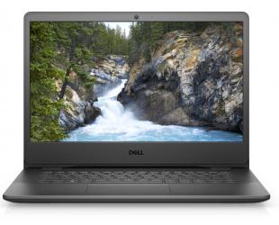 "Nešiojamas kompiuteris Dell Vostro 14 3400 Black, 14.0 "", WVA, Full HD, 1920 x 1080, Anti-glare, Intel Core i3, i3-1115G4, 8 GB, DDR4, SSD 256 GB, In"