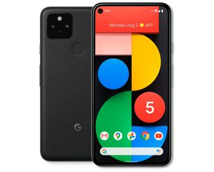 "Mobilusis telefonas google Pixel 5 5G Just Black 6.0"" 128GB 5G"