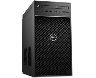 Kompiuteris Dell Precision 3640 Desktop, Tower, Intel Core i7, i7-10700, Internal memory 8 GB, DDR4, SSD 256 GB, NVIDIA Quadro P1000, No Optical Drive, Keyboard language No keyboard, Windows 10 Pro, Warranty Basic Onsite 36 month(s)