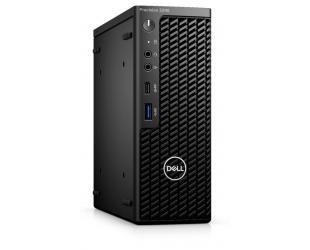 Kompiuteris Dell Precision 3240 Compact Desktop, SFF, Intel Core i7, i7-10700, Internal memory 8 GB, DDR4, SSD 256 GB, NVIDIA Quadro P620, No Optical drive, Keyboard language No keyboard, Windows 10 Pro, Warranty Basic OnSite 36 month(s)