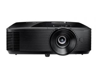 Projektorius Optoma DW322 Projector/WXGA/3800 Lm/1280:800/16:10/ Black