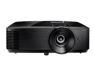 Projektorius Optoma DS322e Projector/SVGA/3800 Lm/22000:1/16:9/Black