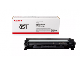 Canon CRG 051 Toner cartridge, Black