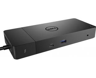 Jungčių stotelė Dell WD19TBS Thunderbolt dock, Ethernet LAN (RJ-45) ports 1, DisplayPorts quantity 2, USB 3.0 (3.1 Gen 1) ports quantity 3, HDMI ports quantity 1, USB 3.0 (3.1 Gen 1) Type-C ports quantity 1