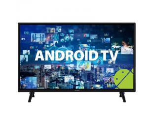 """Televizorius GoGen LED Smart TV GOGTVH32J536GWEB 32"""" (80 cm), Smart TV, Android, HD Ready, 1366 × 768, Wi-Fi, DVB-C/S2/T2, Black"""