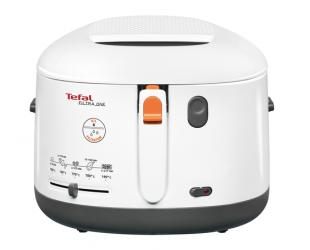 Fritiūrinė (gruzdintuvė) TEFAL Filtra One FF162131 1900 W, talpa 2.1 L, baltas
