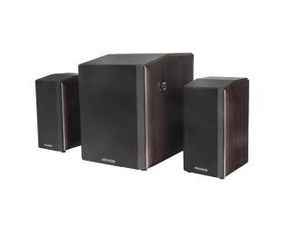 Kolonėlės Microlab Speakers FC-340 56 W, Black