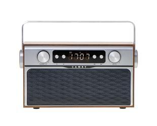 Radijo imtuvas Camry Bluetooth Radio CR 1183 16 W, AUX in, Wooden