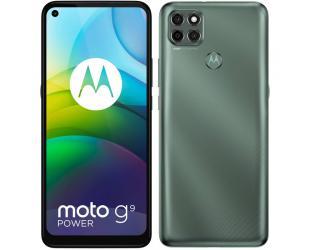 "Mobilus telefonas Motorola Moto G9 Power Green, 6.8"", IPS LCD, 720 x 1640 pixels, Qualcomm SM6115 Snapdragon 662, Internal RAM 4 GB, 128 GB, microSDXC, Dual SIM, Nano-SIM, 3G, 4G, Main camera 64+2+2 MP, Secondary camera 16 MP, Android, 10.0, 6000"