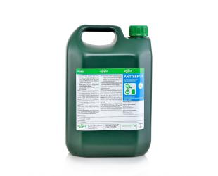 Dezinfekcinis skystis Bio Circle ANTISEPT S 5 L, tinka rankoms, paviršiams ir naudojimui šalto rūko mašinose