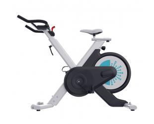 Dviračio treniruoklis WNQ VENUS-B2 Home Use Intelligence Spin Bike, Magnetic, 100 kg, Black/White, LCD display