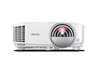 Projektorius BenQ MX825STH Interactive Projector XGA/3500 Lm/1024x768/20000:1, White