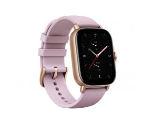 Išmanusis laikrodis Amazfit GTS 2e Smart watch, GPS (satellite), AMOLED Display, Touchscreen, Heart rate monitor, Activity monitoring 24/7, Waterproof, Bluetooth, Lilac Purple