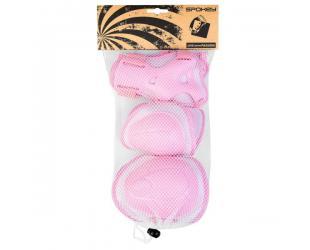 Apsaugos Spokey BUFFER protective pads set, S