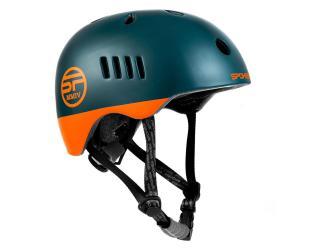 Šalmas Spokey BMX Bicycle helmet PUMPTRACK, 58-61 cm