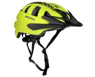 Šalmas Spokey Bicycle helmet SPEED, 55-58 cm