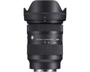 Objektyvas Sigma 28-70mm F2.8 DG DN (Contemporary) Sony-E mount