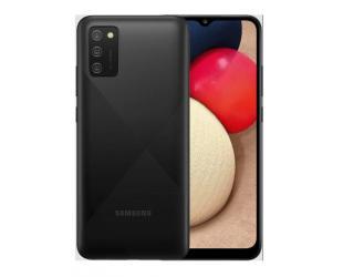 Mobilus telefonas Samsung Galaxy A02s (Black) Dual SIM 6.5 PLS IPS 720x1600/1.8GHz/32GB/3GB RAM/Android 10/microSDXC/WiFi,BT,4G