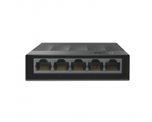 Komutatorius TP-LINK 5-Port Desktop Switch LS1005G Unmanaged, Desktop